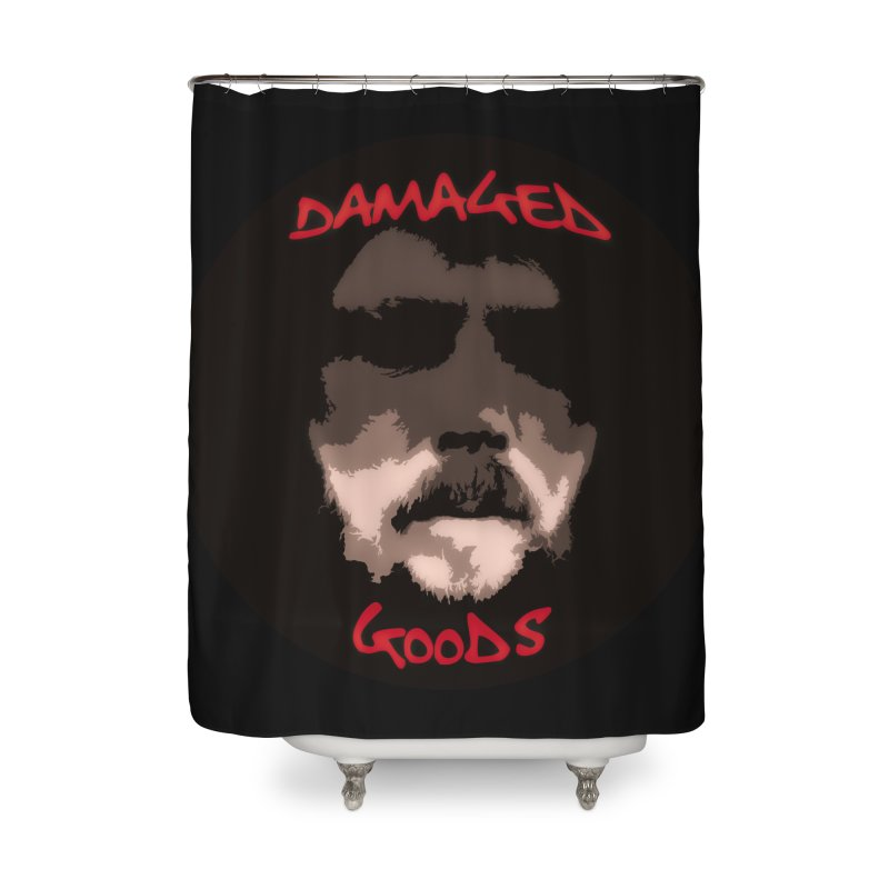 Damaged Goods Home Shower Curtain by #woctxphotog's Artist Shop