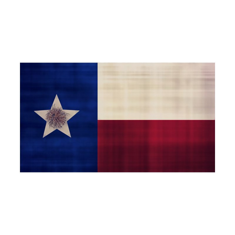 Flag of Texas Men's T-Shirt by #woctxphotog's Artist Shop