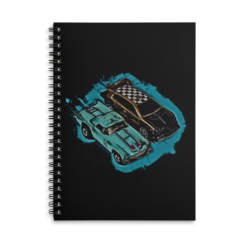 Too Old, Too Fast Accessories Lined Spiral Notebook by #woctxphotog's Artist Shop