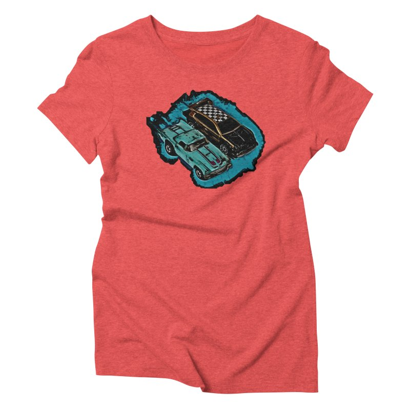 Too Old, Too Fast Women's Triblend T-Shirt by #woctxphotog's Artist Shop