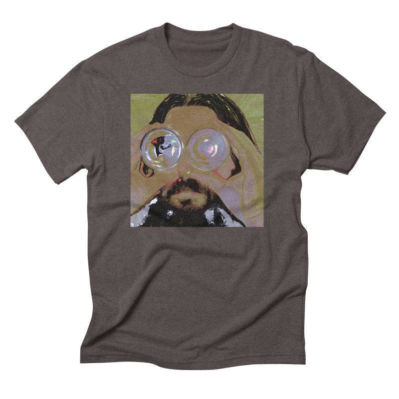 Look Weird Men's Triblend T-Shirt by #woctxphotog's Artist Shop