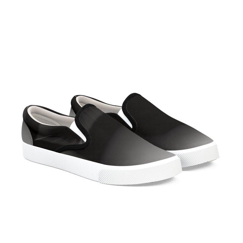Fucked Up Light Men's Slip-On Shoes by #woctxphotog's Artist Shop