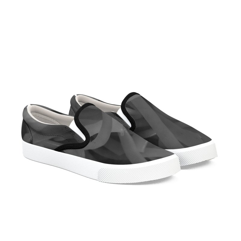 10 Second Rule Women's Slip-On Shoes by #woctxphotog's Artist Shop