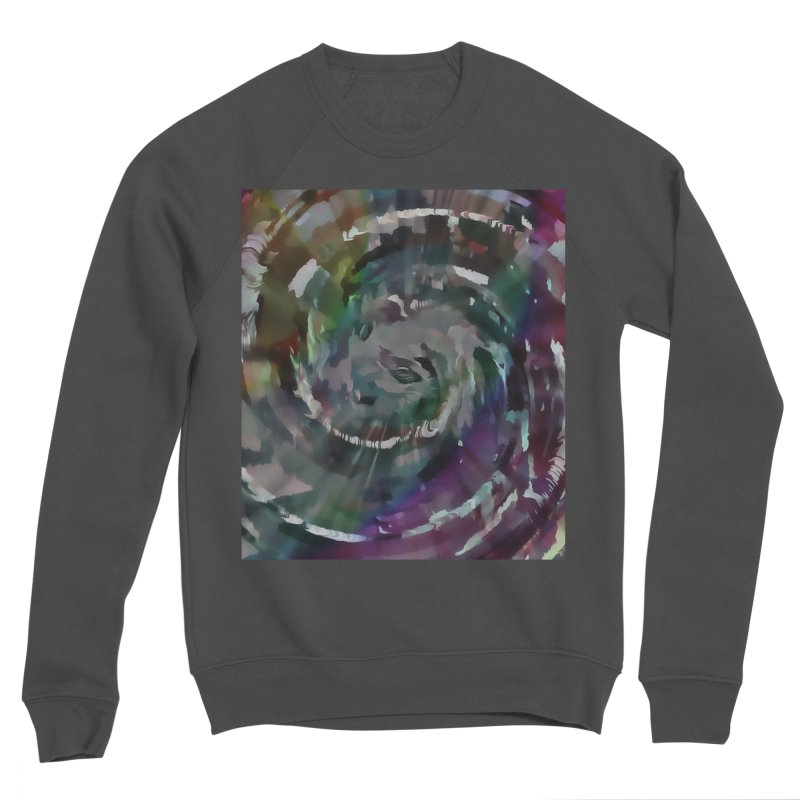 Turbulent Confusion Men's Sponge Fleece Sweatshirt by #woctxphotog's Artist Shop