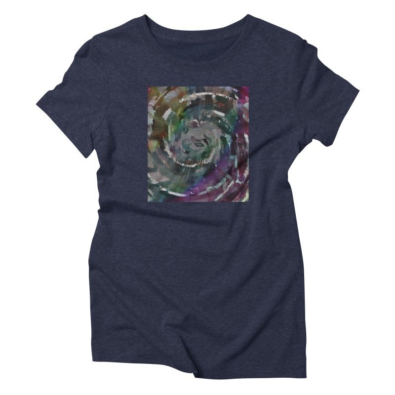 Turbulent Confusion Women's T-Shirt by #woctxphotog's Artist Shop