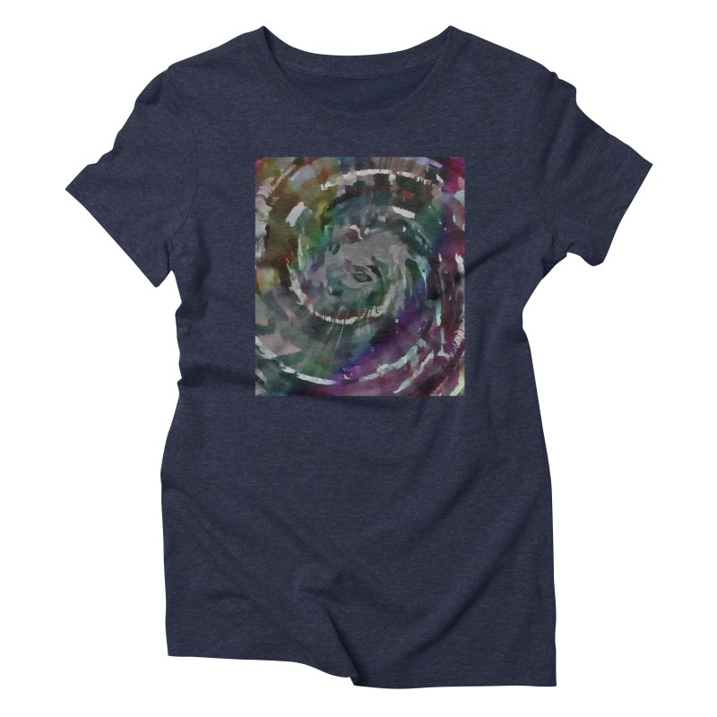 Turbulent Confusion Women's Triblend T-Shirt by #woctxphotog's Artist Shop