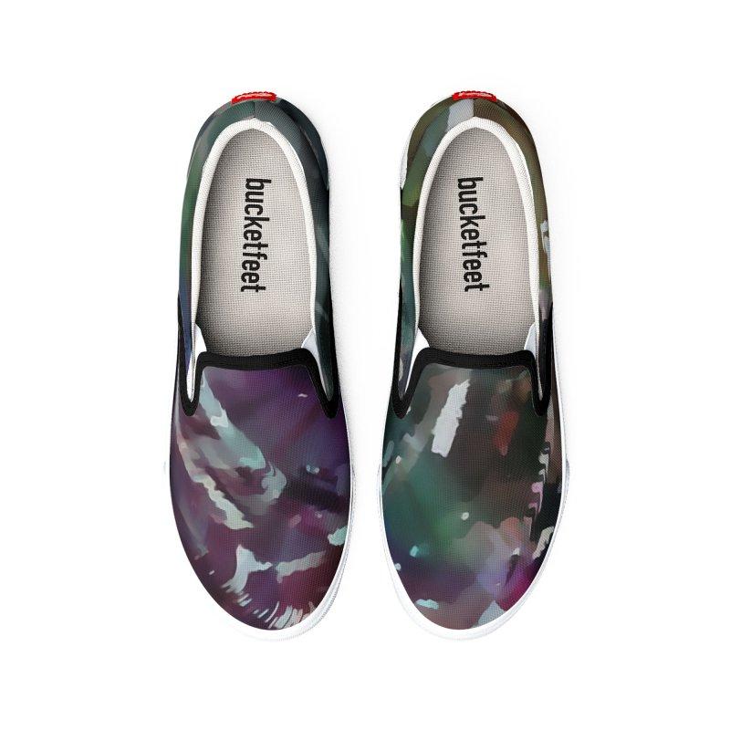 Turbulent Confusion Men's Shoes by #woctxphotog's Artist Shop