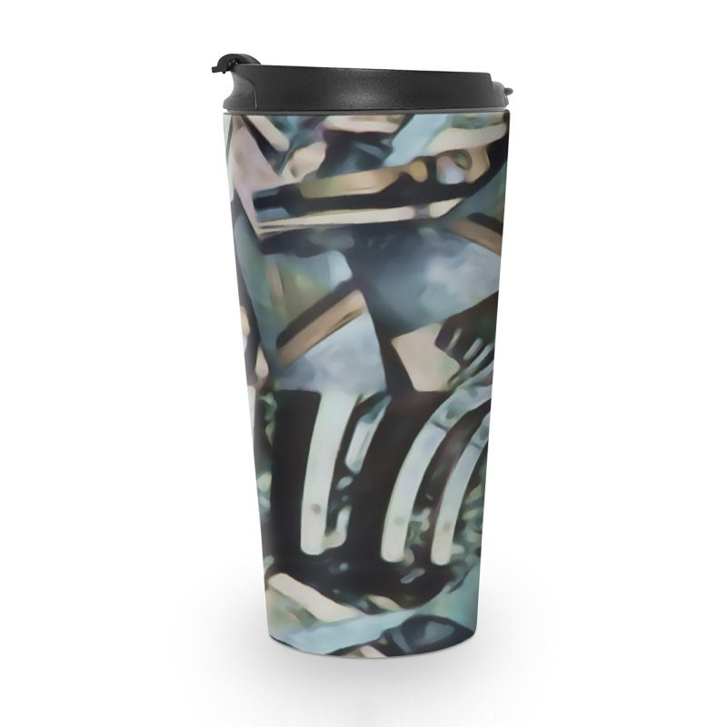 Discombobulated Crap Accessories Travel Mug by #woctxphotog's Artist Shop