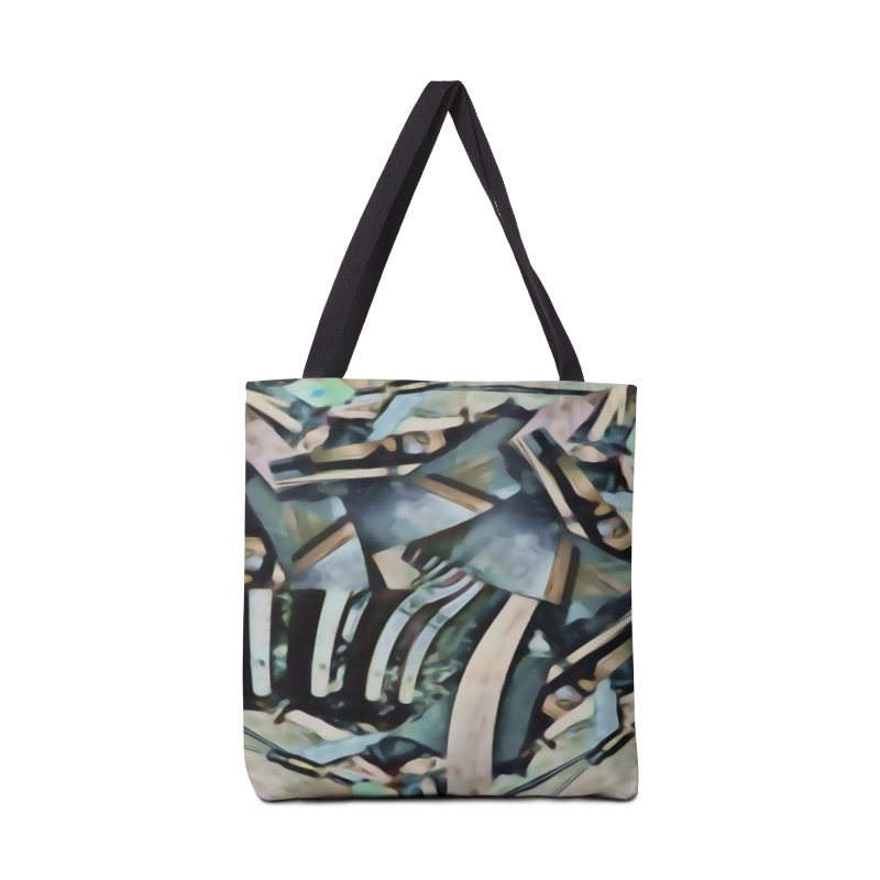 Discombobulated Crap Accessories Tote Bag Bag by #woctxphotog's Artist Shop