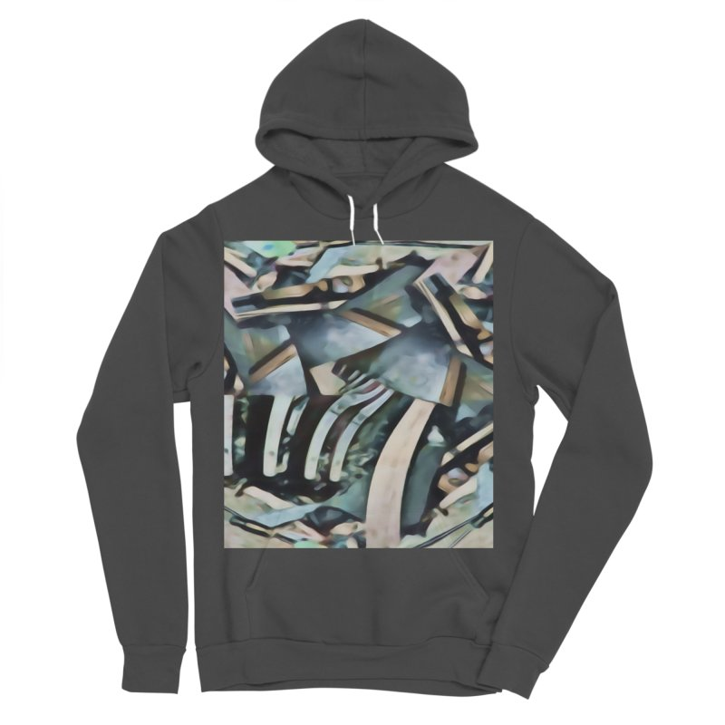 Discombobulated Crap Women's Sponge Fleece Pullover Hoody by #woctxphotog's Artist Shop