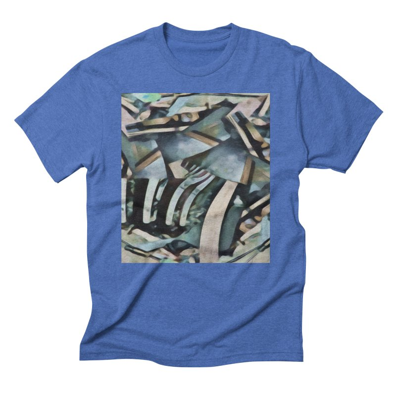 Discombobulated Crap Men's T-Shirt by #woctxphotog's Artist Shop