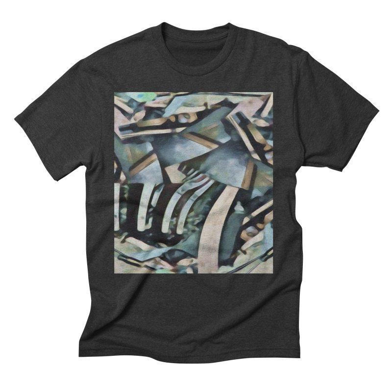 Discombobulated Crap Men's Triblend T-Shirt by #woctxphotog's Artist Shop