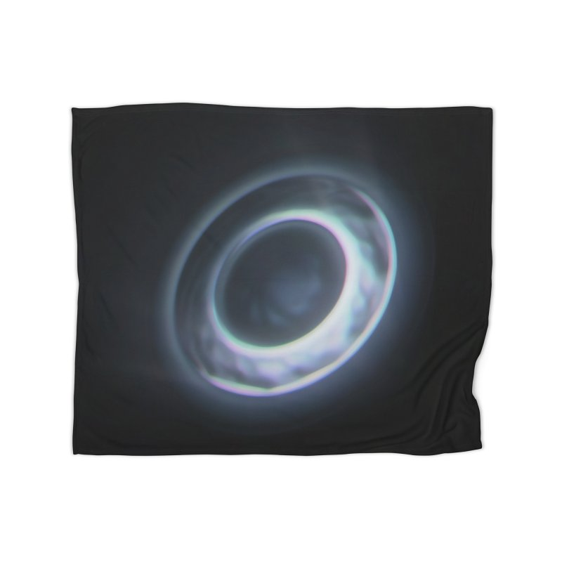 I Try To Shine In The Darkness Home Fleece Blanket Blanket by #woctxphotog's Artist Shop