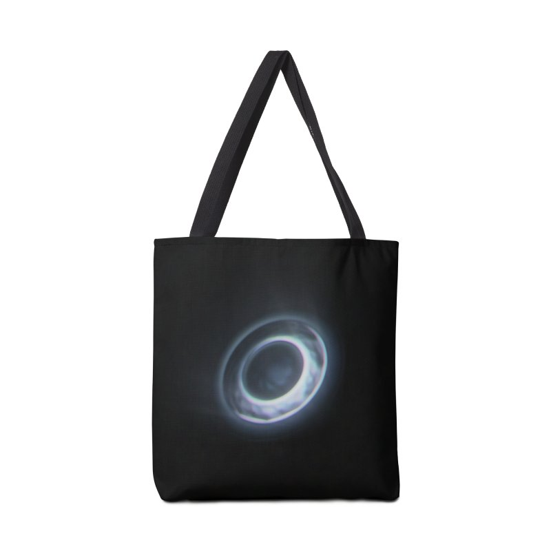 I Try To Shine In The Darkness Accessories Bag by #woctxphotog's Artist Shop
