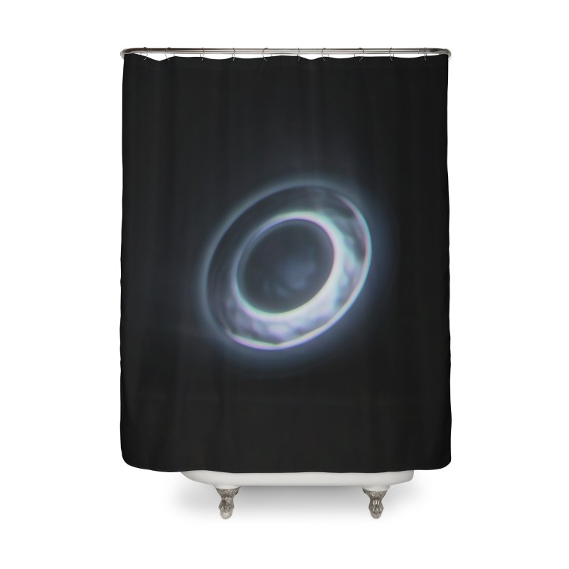 I Try To Shine In The Darkness Home Shower Curtain by #woctxphotog's Artist Shop
