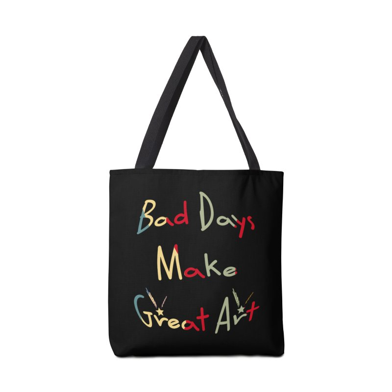 Bad Days Accessories Tote Bag Bag by #woctxphotog's Artist Shop