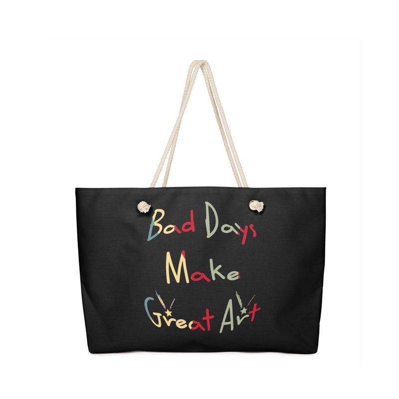 Bad Days Accessories Bag by #woctxphotog's Artist Shop