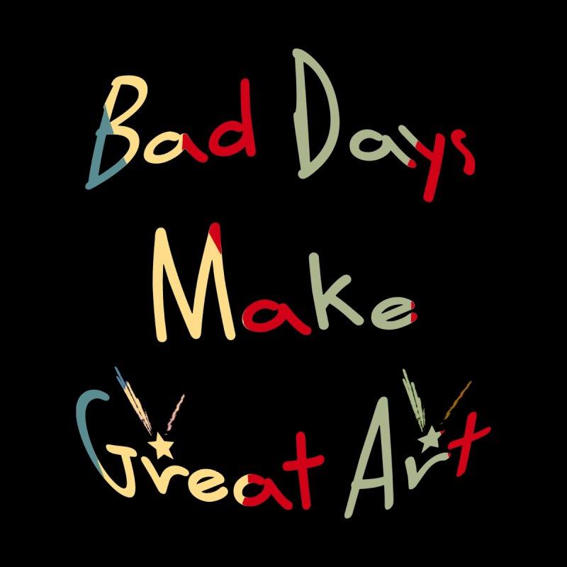 Bad Days Accessories Sticker by #woctxphotog's Artist Shop