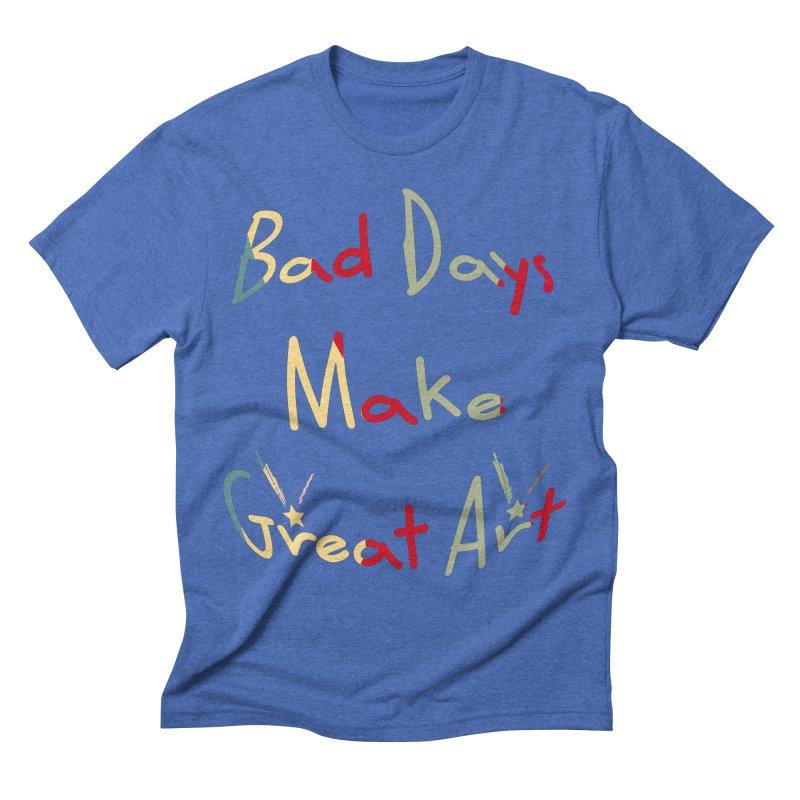 Bad Days Men's T-Shirt by #woctxphotog's Artist Shop