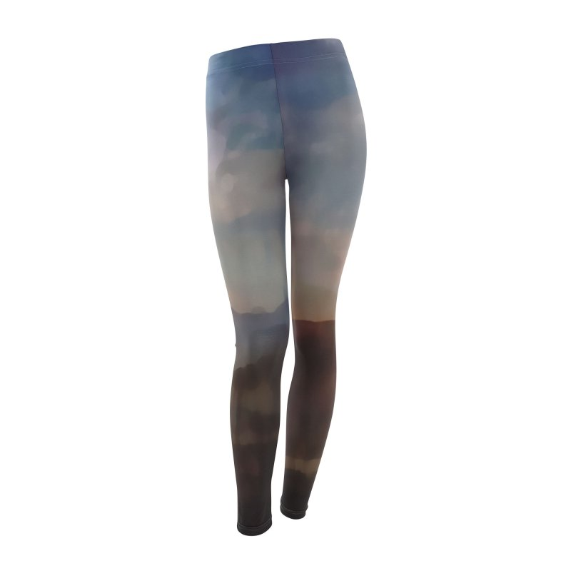 Blended LandScapes Women's Leggings Bottoms by #woctxphotog's Artist Shop