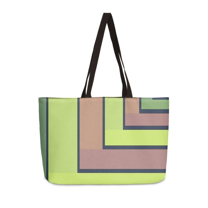 Simple Accessories Weekender Bag Bag by #woctxphotog's Artist Shop