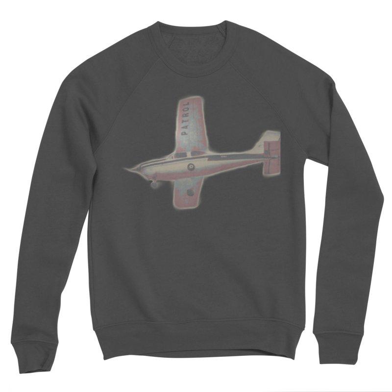 PATROL Men's Sponge Fleece Sweatshirt by #woctxphotog's Artist Shop