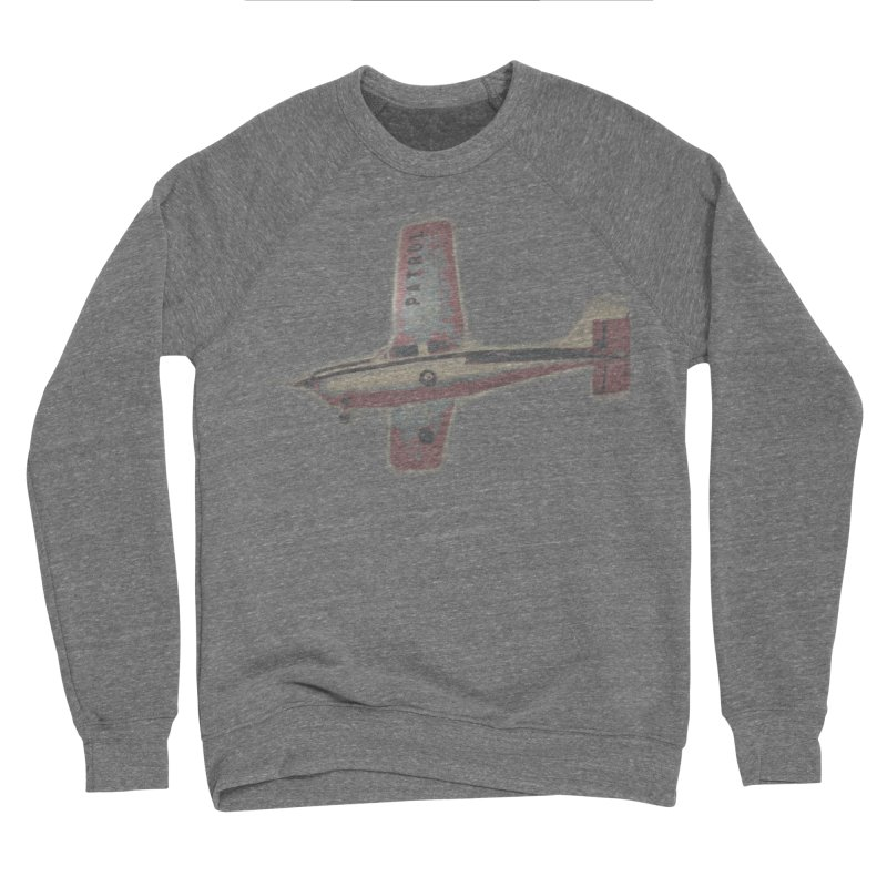 PATROL Men's Sponge Fleece Sweatshirt by #woctxphotog's Artist Shop