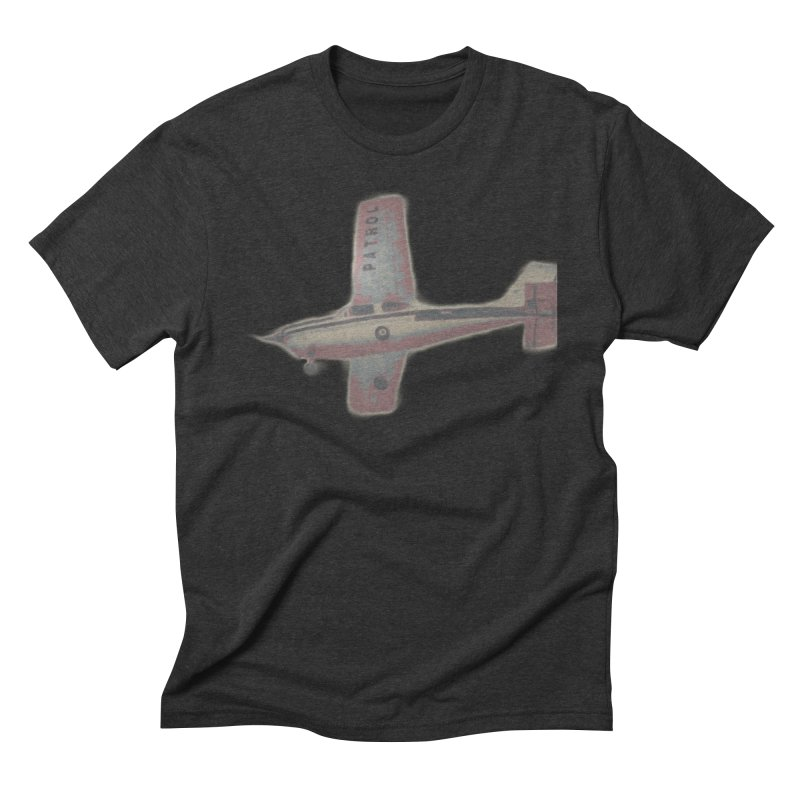 PATROL Men's Triblend T-Shirt by #woctxphotog's Artist Shop