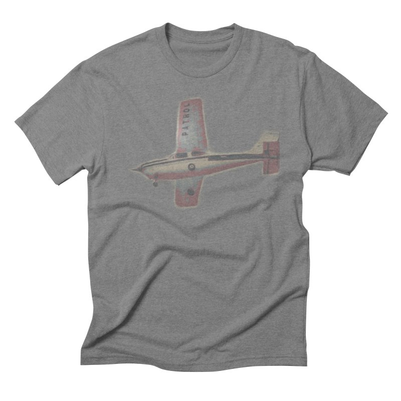 PATROL Men's Triblend T-Shirt by #woctxphotog's Artist Shop