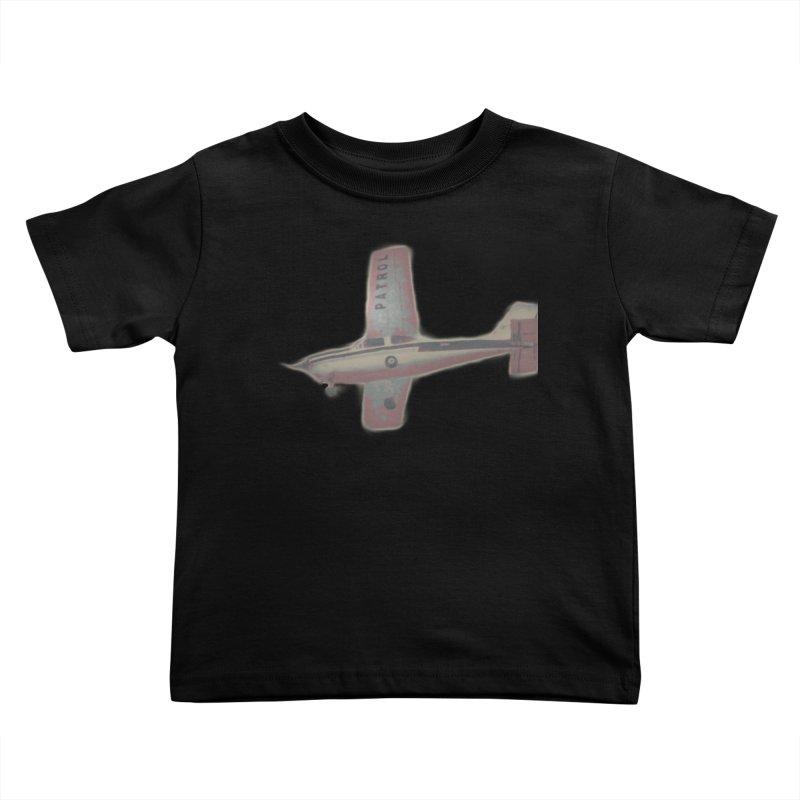 PATROL Kids Toddler T-Shirt by #woctxphotog's Artist Shop
