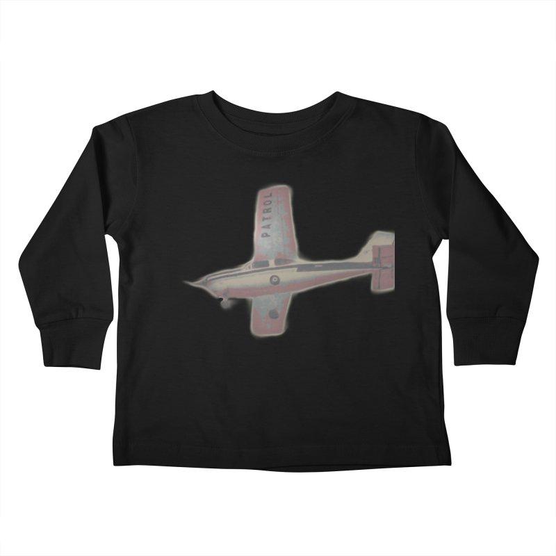 PATROL Kids Toddler Longsleeve T-Shirt by #woctxphotog's Artist Shop