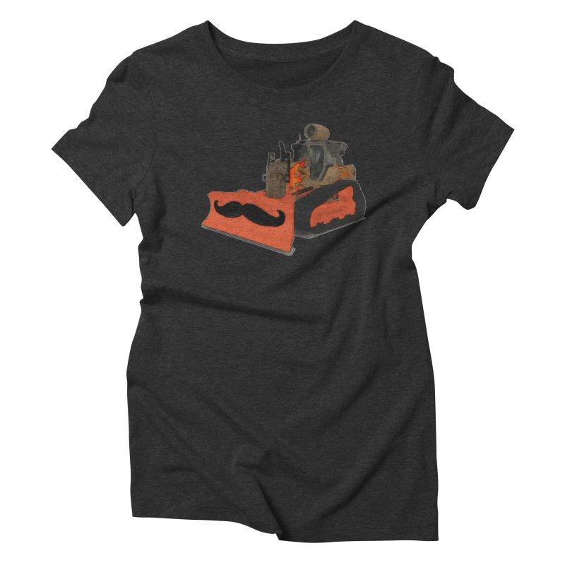 D6 Women's Triblend T-Shirt by #woctxphotog's Artist Shop