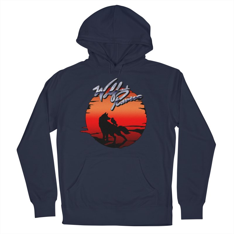 Wolf and Raven Sunset 1 Women's French Terry Pullover Hoody by Wolf and Raven Artist Shop