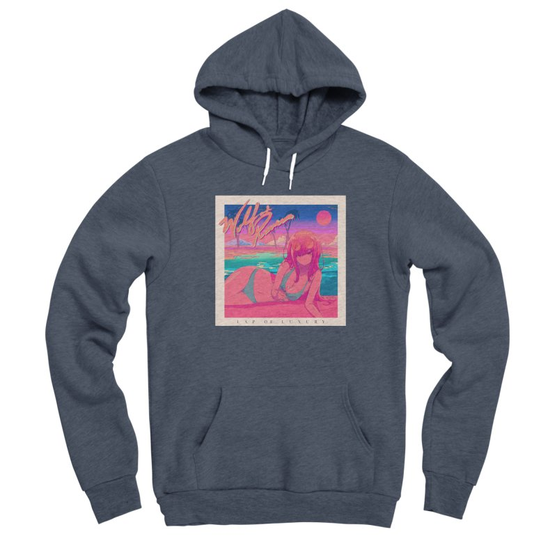 Lap of Luxury Women's Pullover Hoody by Wolf and Raven Artist Shop