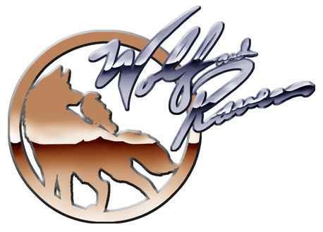 Wolf and Raven Artist Shop Logo