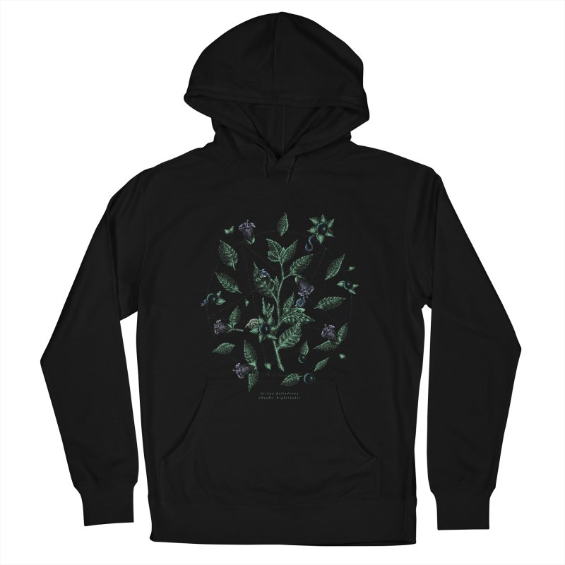 The Devil Is In The Details Women's French Terry Pullover Hoody by Wolf Bite Shop