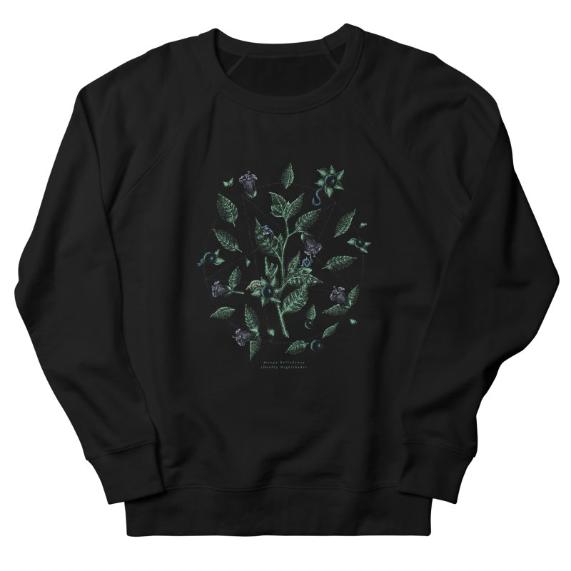 The Devil Is In The Details Women's French Terry Sweatshirt by Wolf Bite Shop