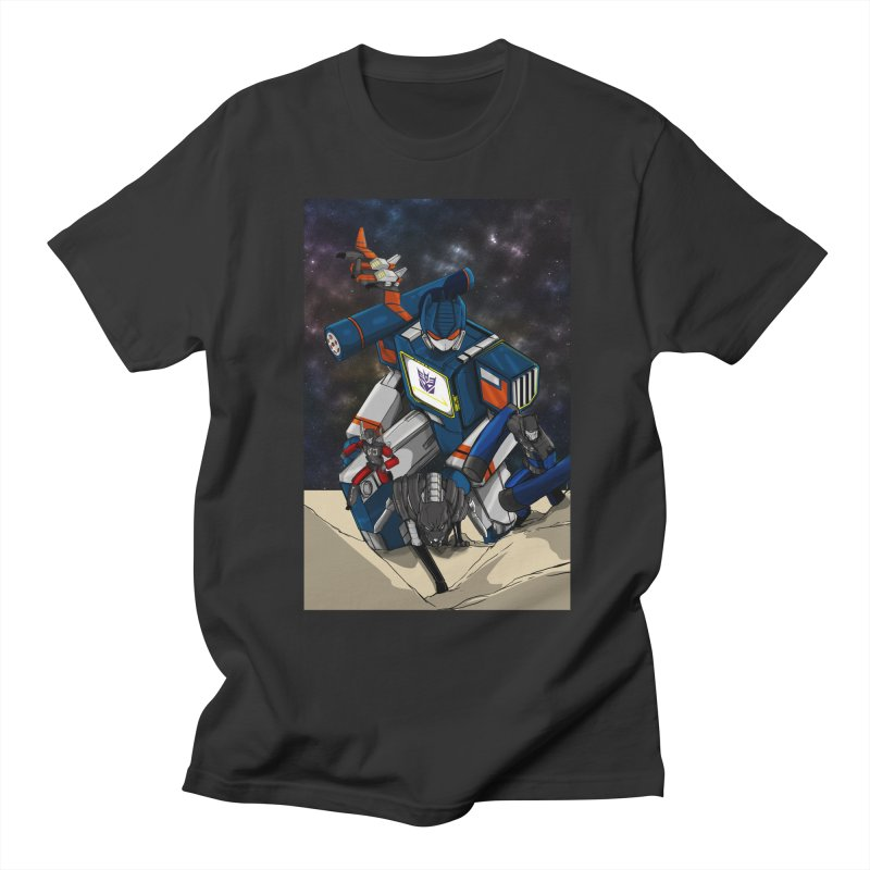 The Wave Men's T-Shirt by wolly mcnair's Artist Shop