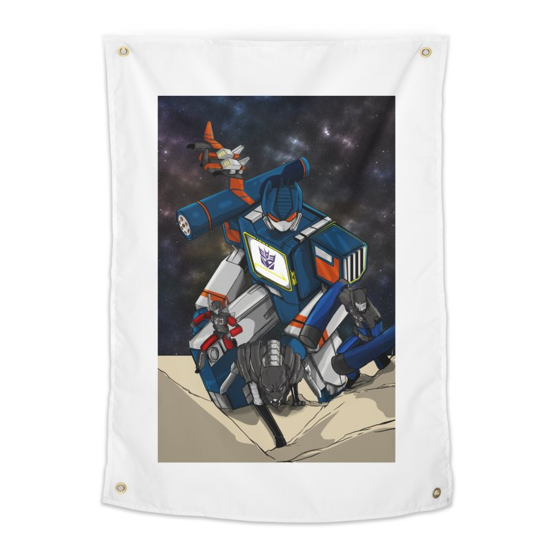 The Wave Home Tapestry by wolly mcnair's Artist Shop