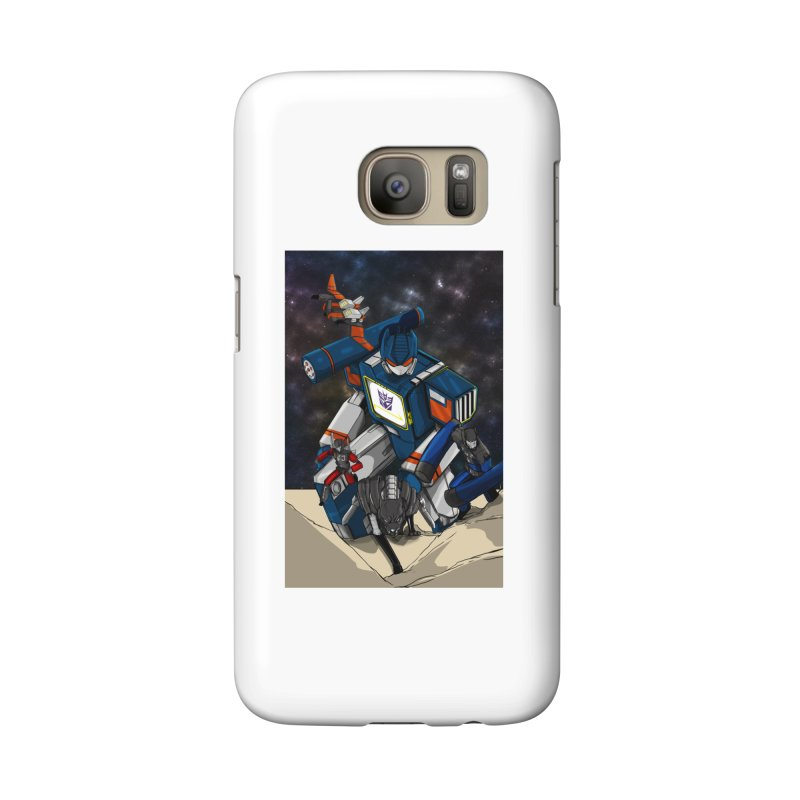 The Wave Accessories Phone Case by wolly mcnair's Artist Shop