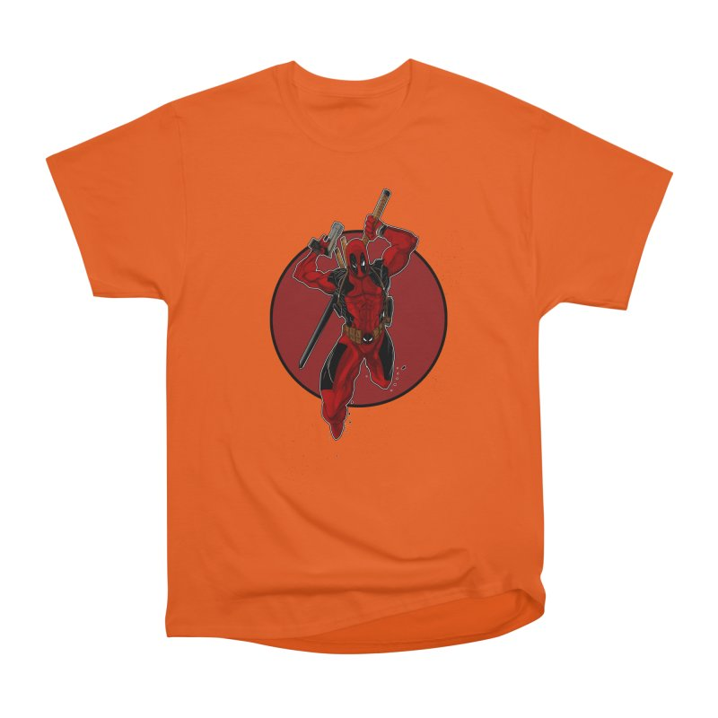 action!! Men's T-Shirt by wolly mcnair's Artist Shop