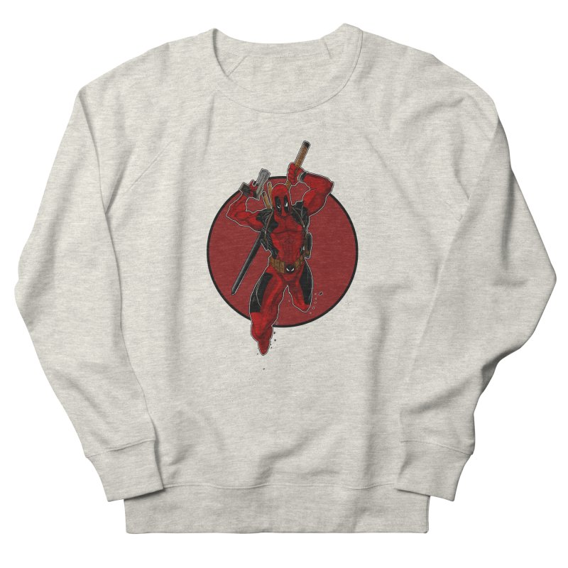 action!! Women's Sweatshirt by wolly mcnair's Artist Shop