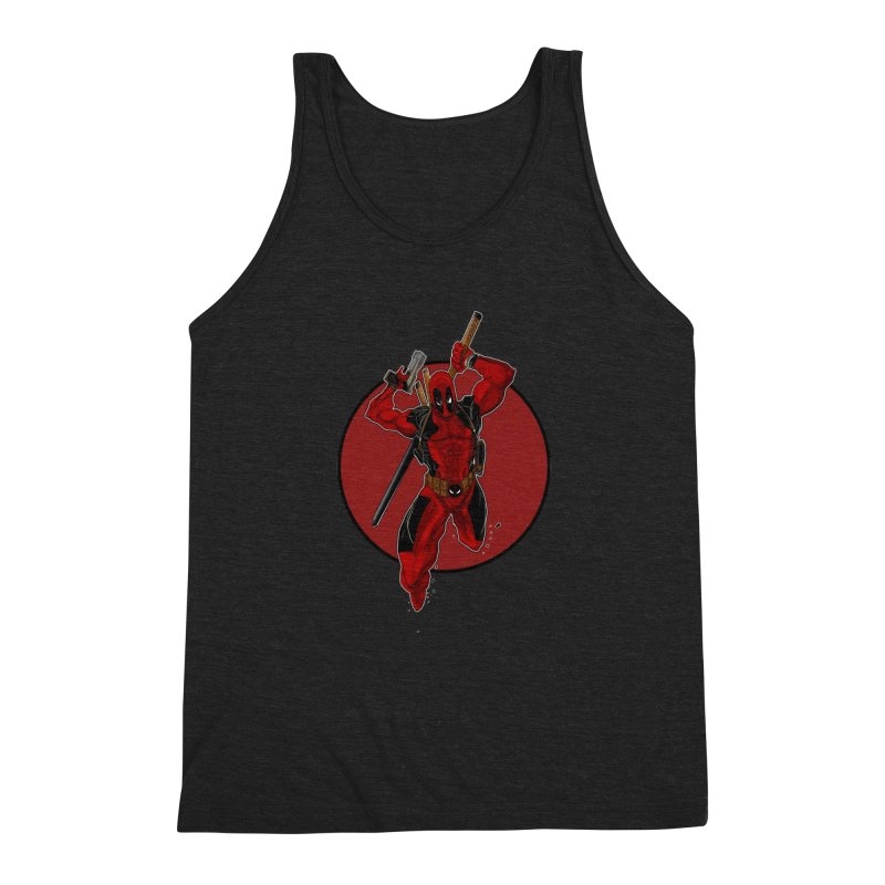 action!! Men's Tank by wolly mcnair's Artist Shop