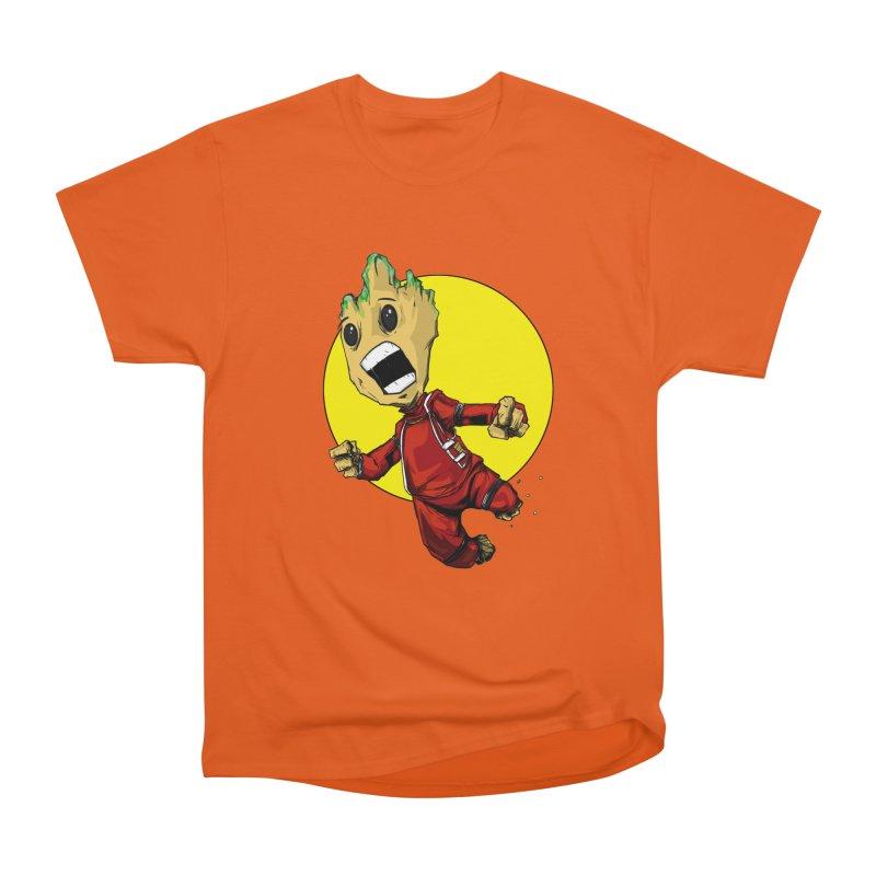 AHHHH!!!!! Men's T-Shirt by wolly mcnair's Artist Shop