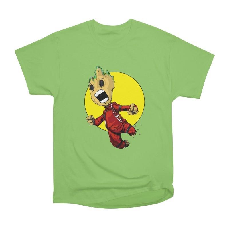 AHHHH!!!!! Men's Heavyweight T-Shirt by wolly mcnair's Artist Shop