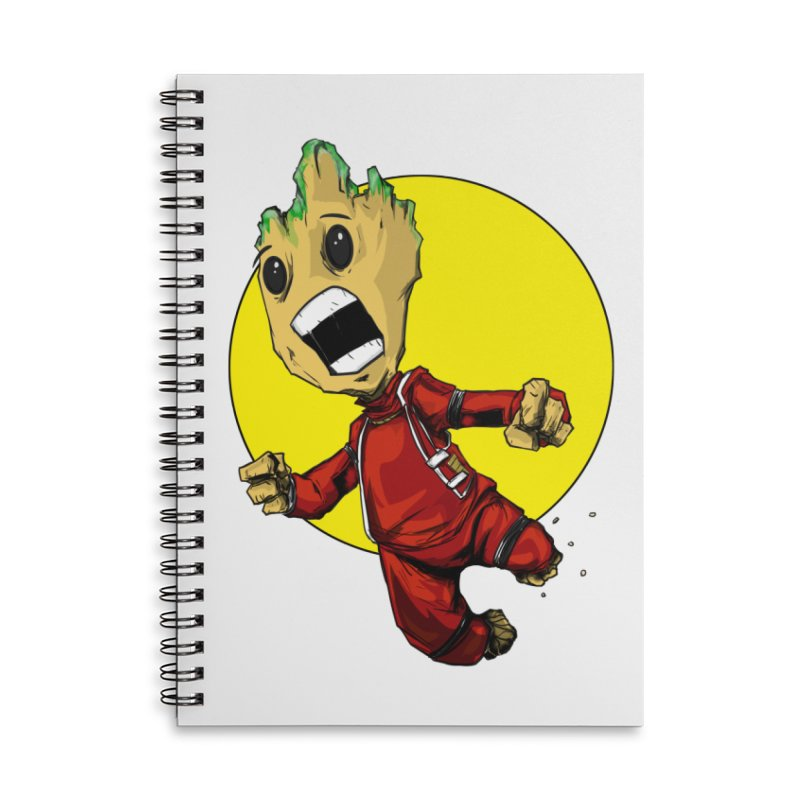 AHHHH!!!!! Accessories Notebook by wolly mcnair's Artist Shop