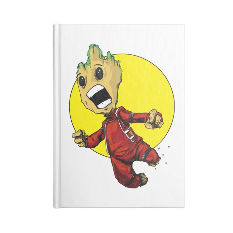 AHHHH!!!!! Accessories Blank Journal Notebook by wolly mcnair's Artist Shop
