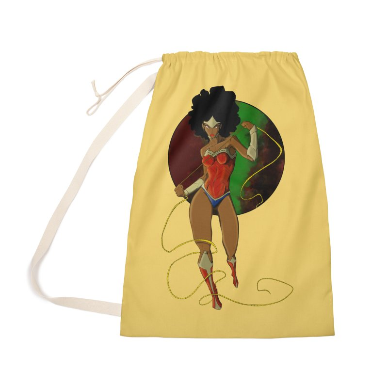 Nubia Accessories Bag by wolly mcnair's Artist Shop