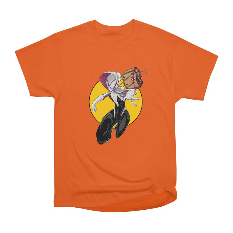 im' late!!  Men's T-Shirt by wolly mcnair's Artist Shop