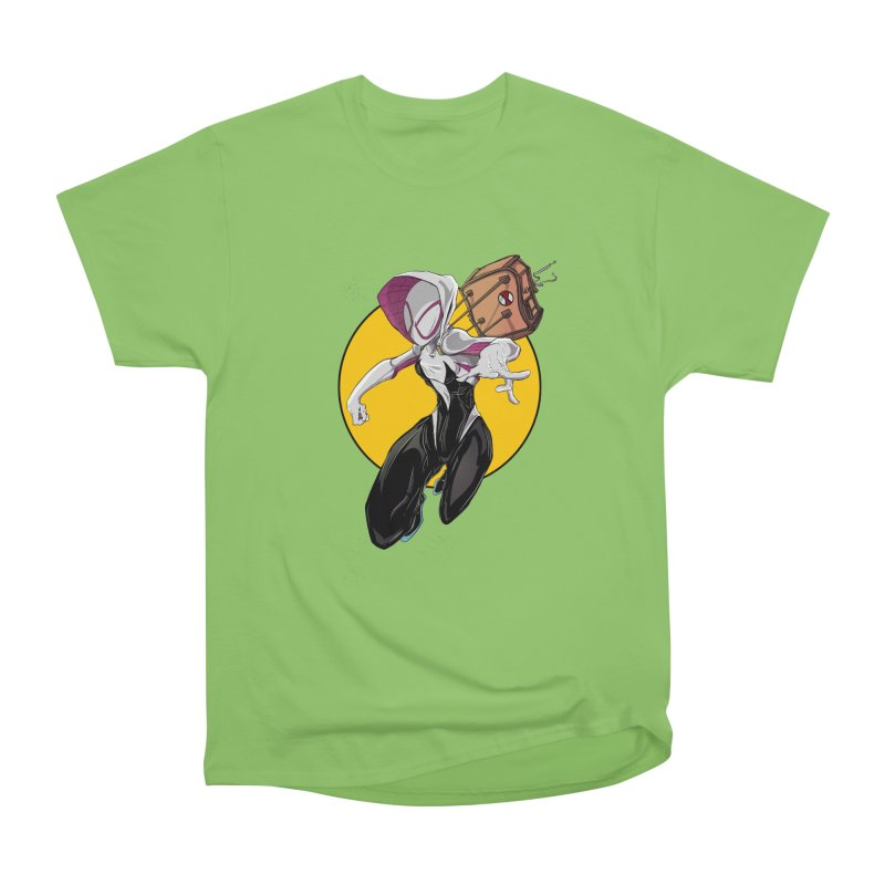 im' late!!  Men's Heavyweight T-Shirt by wolly mcnair's Artist Shop